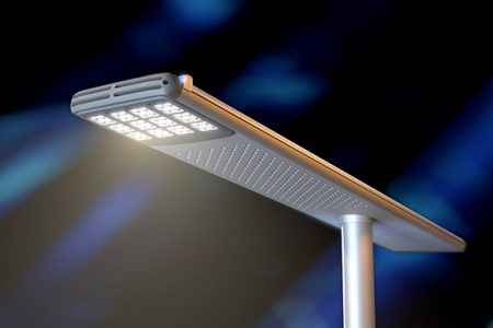 Kamr X Solar Led Street Lighting