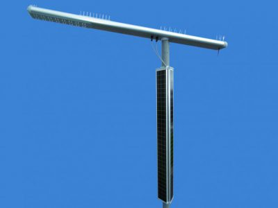 Kamr L Solar LED Solar Street Lighting Range